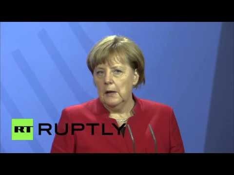Germany: Merkel talks Turkey visa liberalisation as she meets Japan's Abe