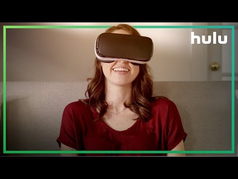 The Hulu VR App • Stream Exclusive Virtual Reality Content