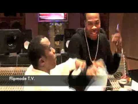 Arab Money Remix Part 1 The Making Of - Busta & Diddy vs Akon & T-Pain