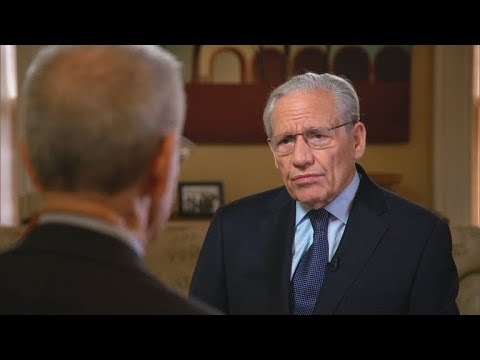"""Bob Woodward's book """"Fear"""" describes chaos in Trump White House"""