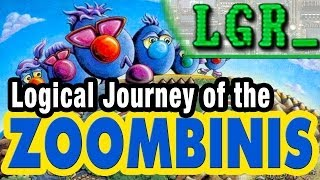 LGR - Zoombinis Logical Journey - PC Game Review