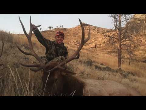 Wyoming Elk Hunt 2016