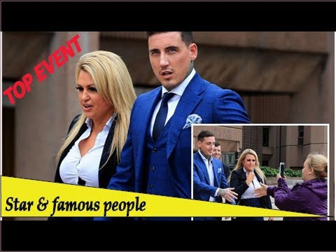 Top Event - Jeremy McConnell is 'living with his solicitor Katie' after she 'rescued him' from ja...