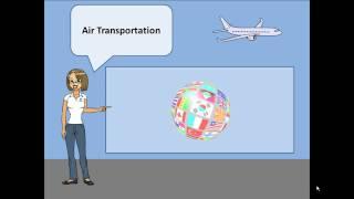 TLMT 201 Retail Transportation - International & Global Logistics
