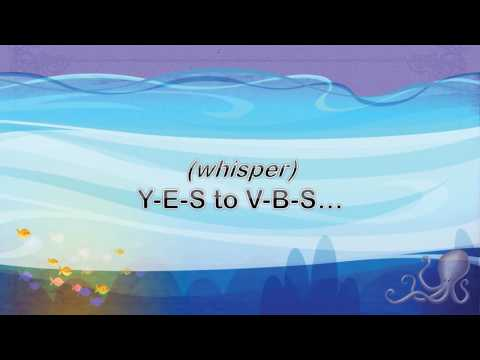 Yes to VBS   Lyric Video