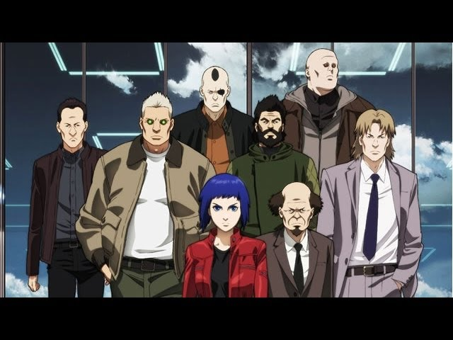 """""""Ghost in the Shell: Arise"""" Trailer (English Subbed)"""