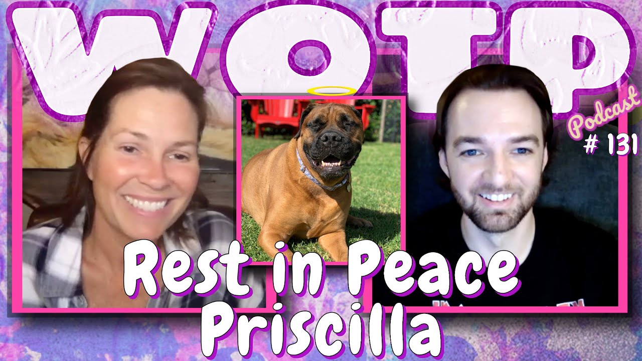 Wife of the Party Podcast # 131 - Rest In Peace Priscilla