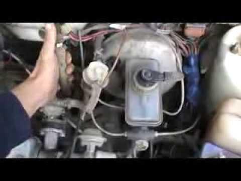 как заменить вакуум на фольксваген венто