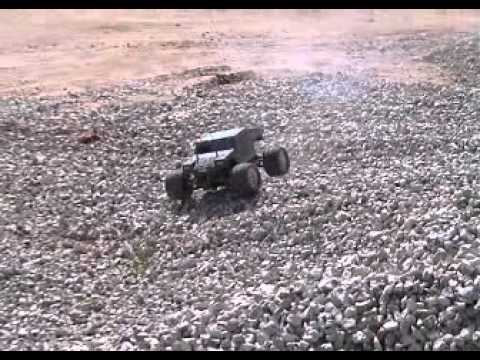 RC - Tamiya Wild Commando und Tamiya Black Commando