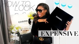 HOW TO LOOK EXPENSIVE & CLASSY WHEN YOU ARE BROKE!