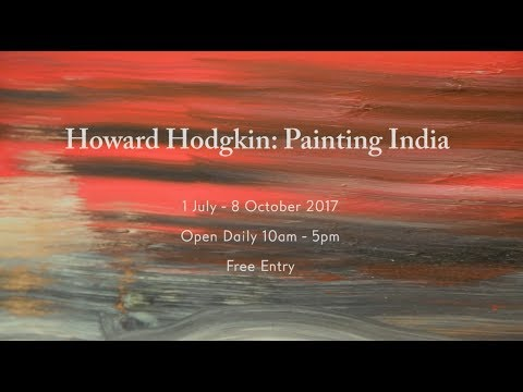 Howard Hodgkin: Painting India at The Hepworth Wakefield