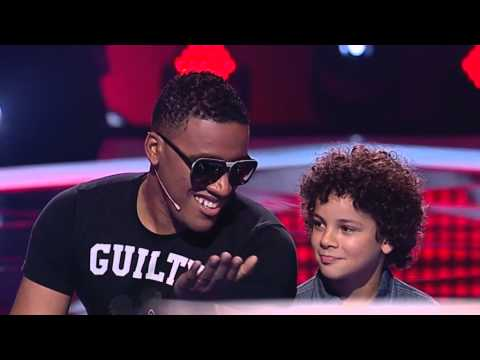 José Moreira - All of Me - The Voice Kids Portugal - season 1 - episode 2