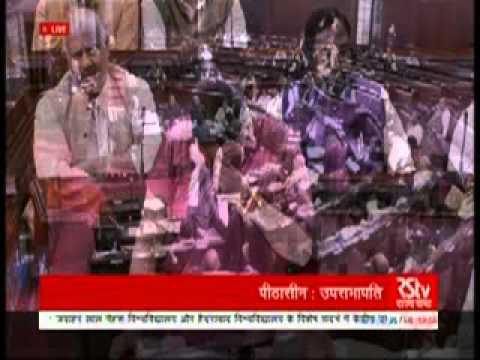 Smriti Irani's Rajya Sabha Speech on Rohit Vemula and JNU issues in Rajya Sabha