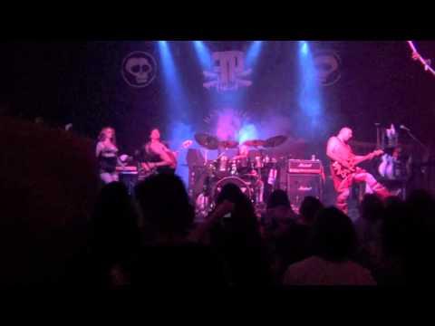 Van Halen Tribute Band Ham Wailin Hot For Teacher Vancouver Canada at Rickshaw Theater