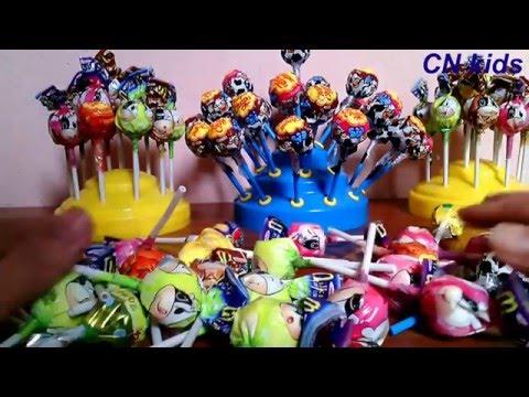 kẹo que mút candy chupa chups, lollipop