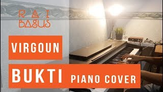 Virgoun - Bukti Piano Cover