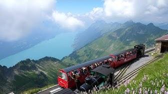 Brienz Rothorn Bahn, Switzerland