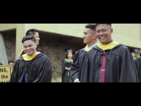DLSU-D 39th Commencement Exercise (February 2017)