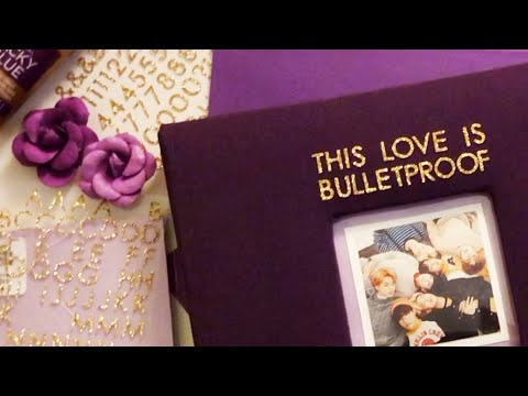This Love Is Bulletproof 💜 a song from ARMY to BTS [2019 FESTA]
