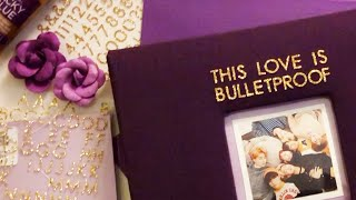 Download lagu This Love Is Bulletproof 💜 a song from ARMY to BTS [2019 FESTA]