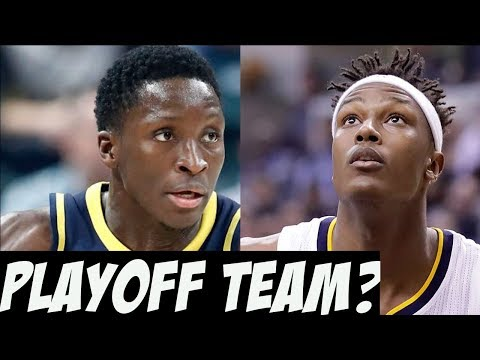 Can The Indiana Pacers Make The Playoffs?