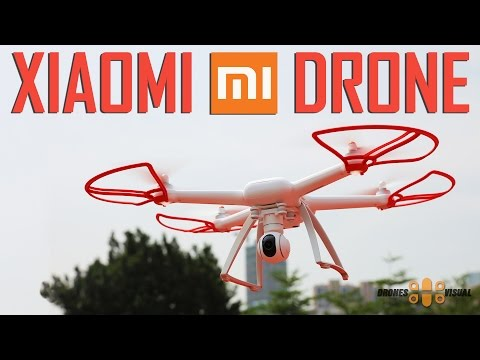 Xiaomi Mi Drone Setup, App, Firmware Update and Flight