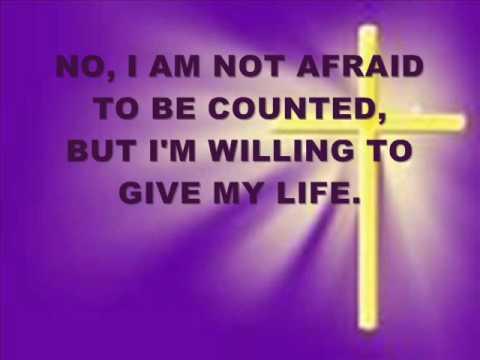 I Am Not Ashamed (of the Gospel)
