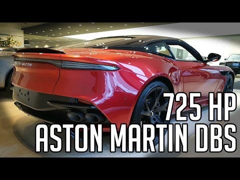 Aston Martin DBS Superleggera Almak İçin 5 Sebep