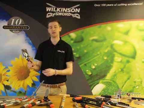 Brand New Wilkinson Sword Steel Hand Bulb//Plant Transplanter 1111125W