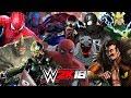 SPIDERMAN Royal Rumble   WWE 2K18 Gameplay