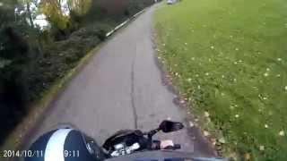 Обучение езды на мотоцикле