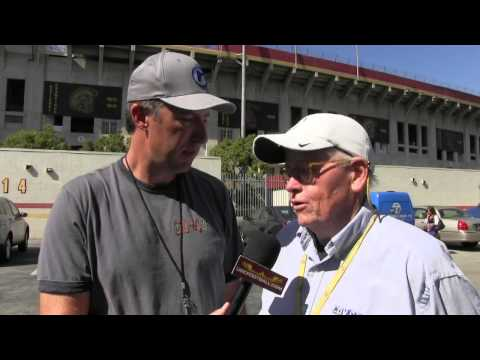 Final Instant Analysis of USC fall camp - Coliseum Scrimmage 8/21/13