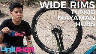 Bagong Wheelset - Weapon Prime TR9 Rims & Solon Salvo Hubs