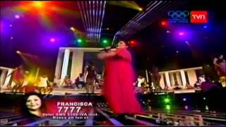 Que Le Den Candela--Francisca Barrera--Factor X Chile 2012