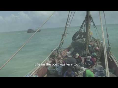 Slavery Exposed In The Thai Fishing Industry