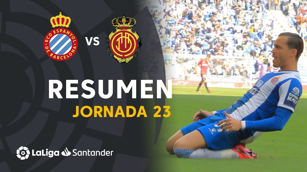 Эспаньол  1-0  Мальорка видео