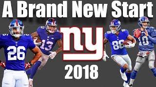 2018 NY Giants ||