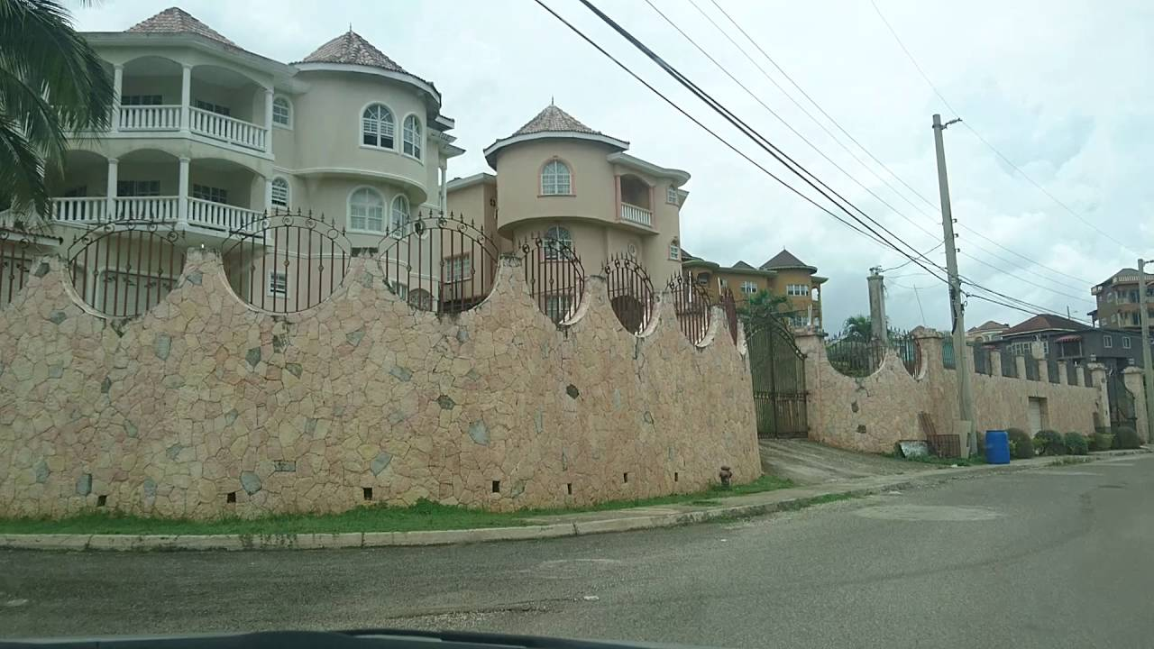 New Million dollar homes in jamaica