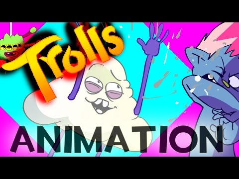 "[TROLLS PARODY] ""Trip"" to Troll Town - Animation Music Video [NO SPOILERS]"