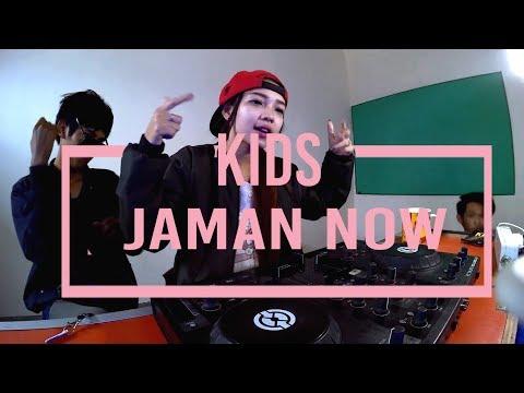 ECKO SHOW - Kids Jaman Now  #SLIPS [ FUNNY LIPSYNC ]