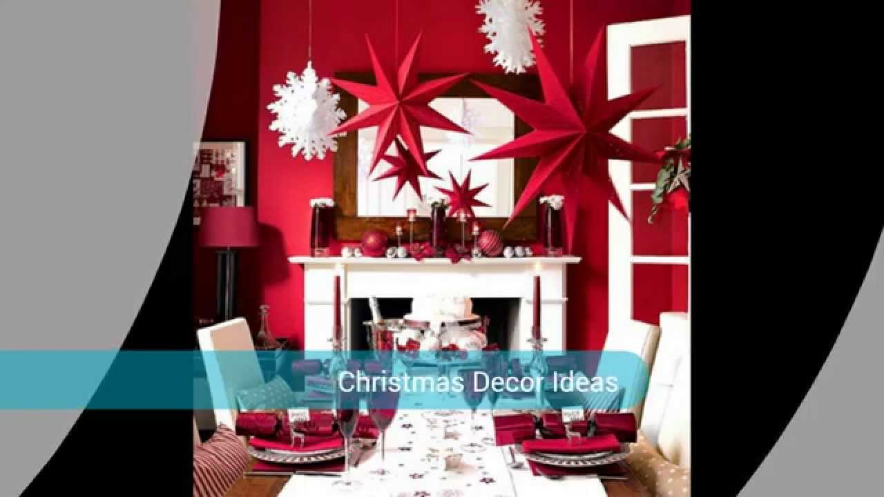 cheap christmas decor ideas youtube