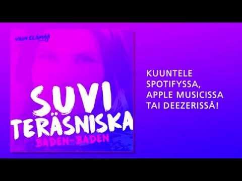 Suvi Teräsniska - Yhtenä Iltana