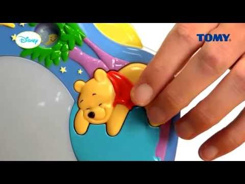 Winnie the Pooh Sweet Dreams Lightshow – From TOMY
