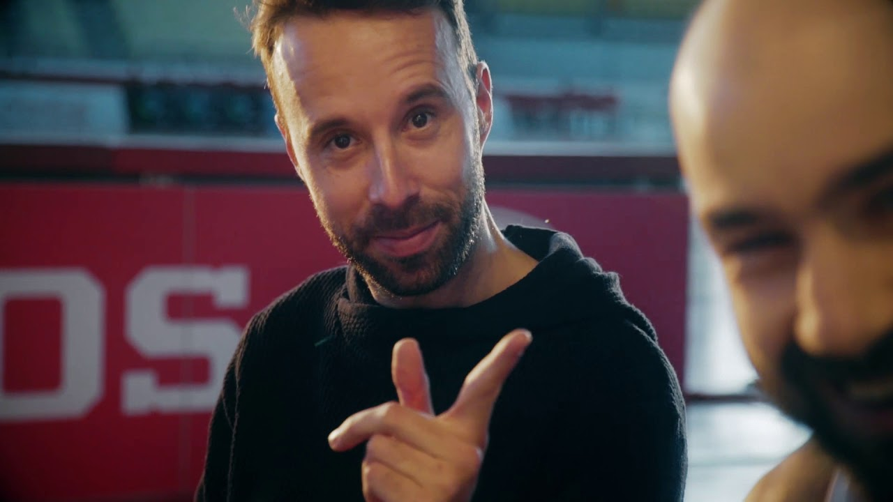 Behind the Scenes - 7DAYS COOL TV Spot ft. Euroleague Stars (2018) - ad
