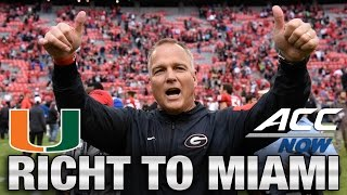 5 Reasons Mark Richt + Miami Hurricanes Football = Perfect Fit for the Future