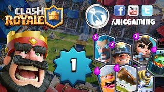 replay clash royale live legendary chest hype level 1 account and more