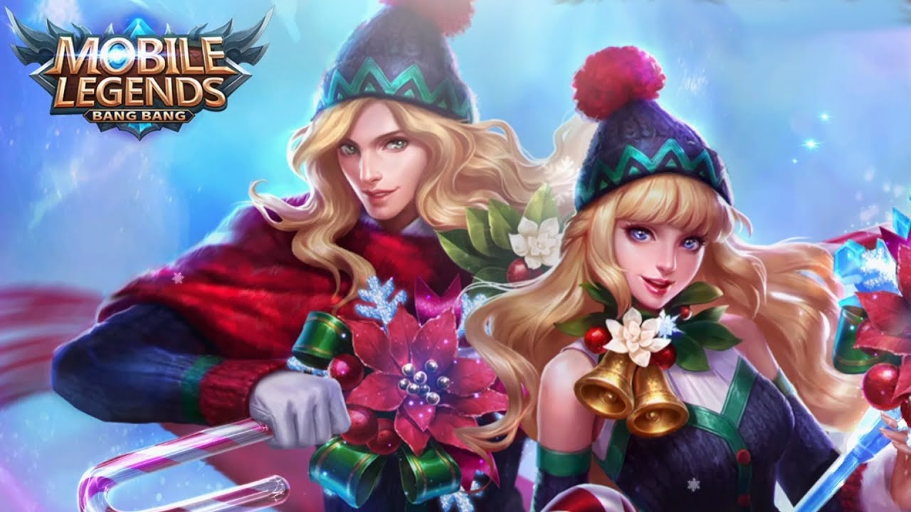 Christmas Carnival Lancelot.First Look At Lancelot And Odette Christmas Carnival Skins Mobile Legends