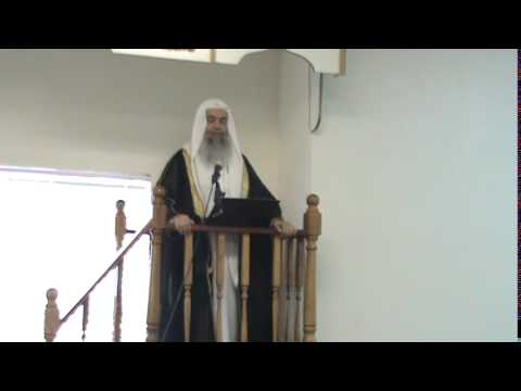 ( ARABIC ONLY ) - Friday Khutba in Castroville, CA - Imam Ahmad ibn Hambal ( Part 1)
