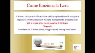 Cosa sono il Margine e la Leva nel Forex ( 9 Minuti )