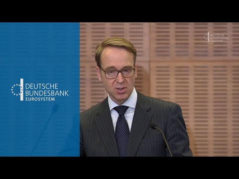 Rede von Jens Weidmann beim Institute for Monetary and Financial Stability (IMFS)